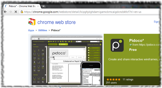 pidoco-wireframes-tool-in-google-chrome-web-store