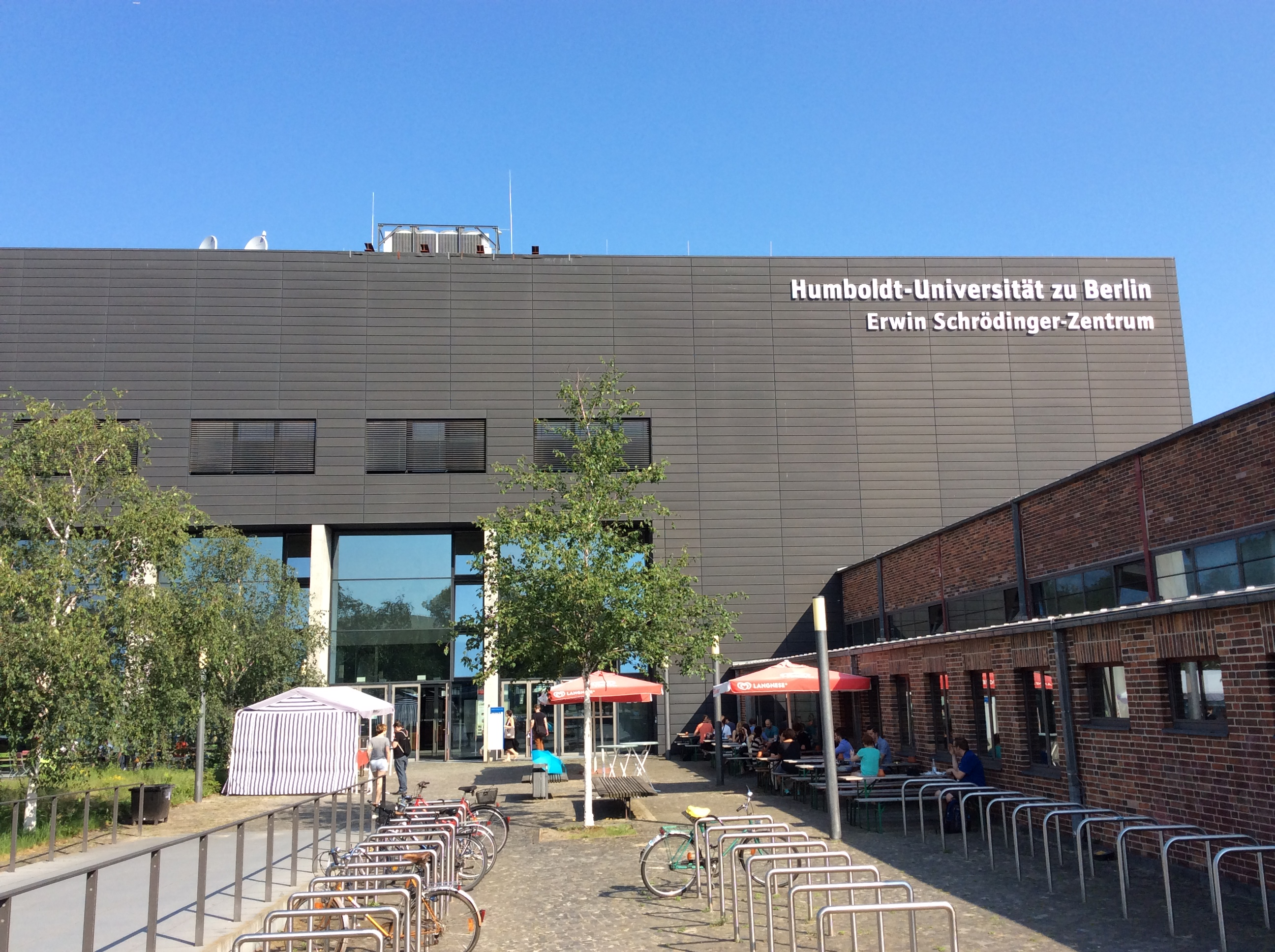 A beautiful summer day at the UXcamp Europe